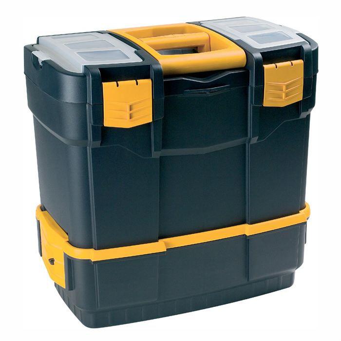 tekna bo te outils vide noir orange achat vente. Black Bedroom Furniture Sets. Home Design Ideas