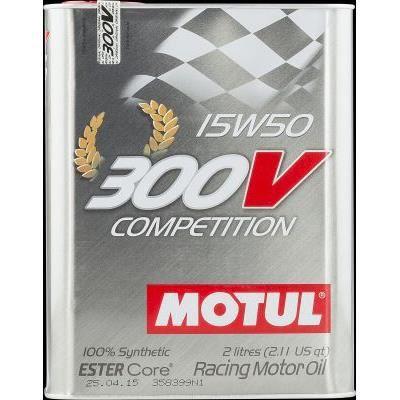 74dce8c03efbcd Huile MOTUL 300V Competition 2L 15w50 - Achat   Vente huile moteur ...