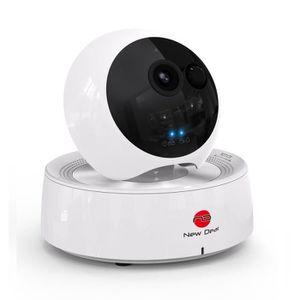 CAMÉRA IP NEW DEAL Caméra de surveillance IP HD Wi-Fi 720 pi