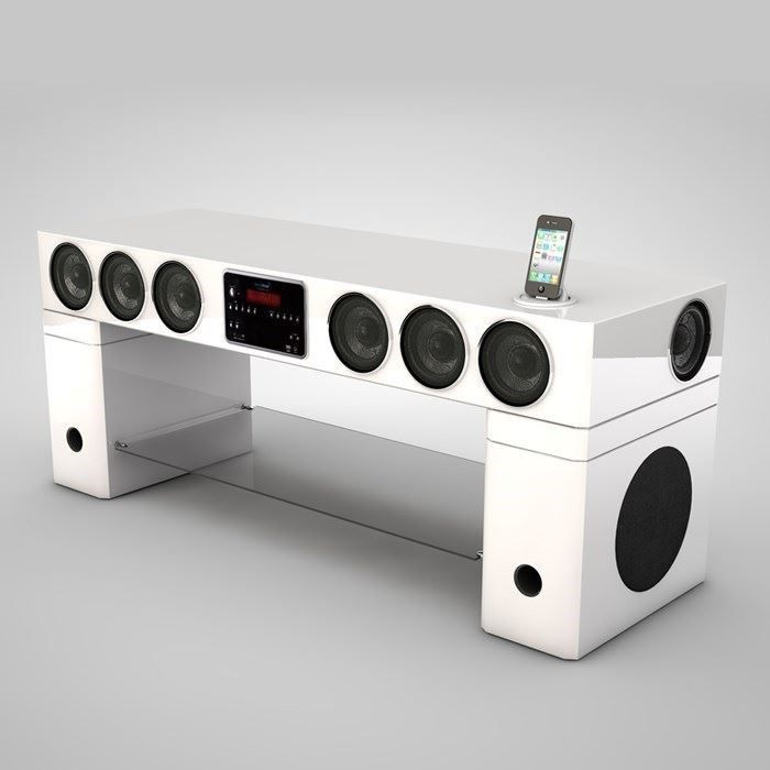 Meuble Tv Home Cinema Spartakiev