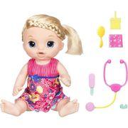 POUPÉE BABY ALIVE est Malade - Poupée Blonde
