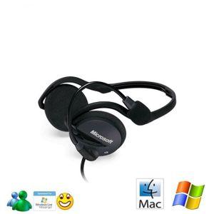 CASQUE AVEC MICROPHONE Microsoft Casque LifeChat LX-2000