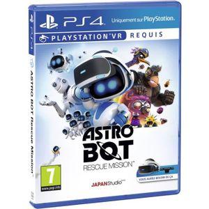 JEU PS VR Astro Bot Rescue Mission Jeu VR