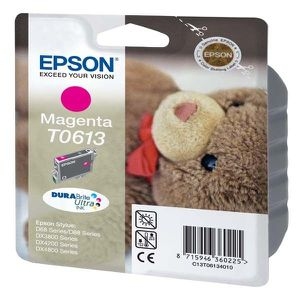 EPSON Cartouche T0613 Magenta - 8ml - 250 pages
