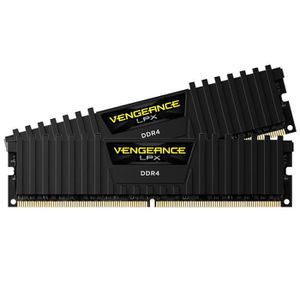 Corsair Mémoire PC Vengeance LPX DDR4 Kit 16Go (2x 8 Go) 3000 MHz CL15 CMK16GX4M2B3000C15