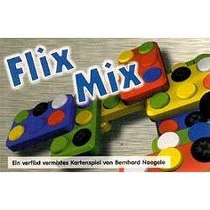 JEU SOCIÉTÉ - PLATEAU Flix Mix