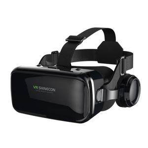LUNETTES 3D 3D Virtual Reality VR SHINECON lunettes de jeu vid