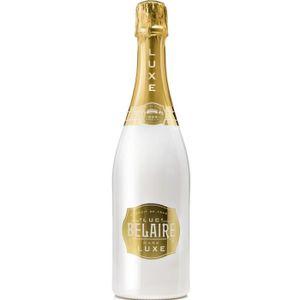 PÉTILLANT & MOUSSEUX Luc Belaire Luxe - Vin Pétillant de Bourgogne - 12