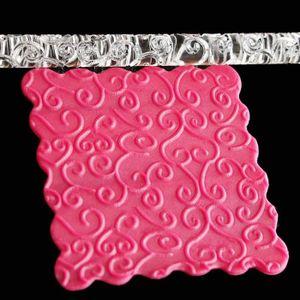 ROULEAU À PÂTISSERIE  Outil transparent de cuisine de rouleau de rouleau