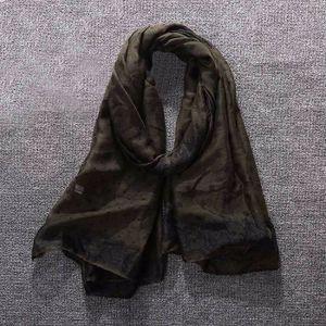 c85b9739b1f Écharpe femme à pois imprimé motif dentelle longue écharpe châle chaud  armée verte-1223