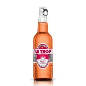 BIÈRE Bière LA TROP ROSEE, 12 X 33cl Rosée