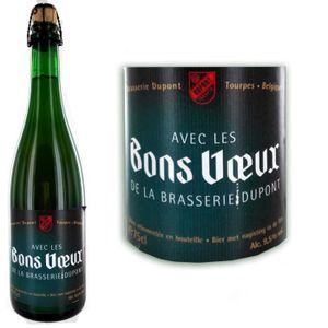 BIÈRE bière Bons Voeux 9,5° 75cl