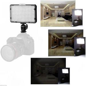 PROJECTEUR - SPOT PT-176S Lampe de caméra LED pour Caméra Caméscope