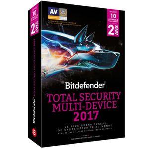 BUREAUTIQUE À TÉLÉCHARGER Bitdefender Total Security Multi-Device 2017 - 2 a