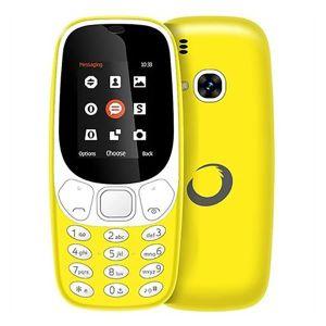 Téléphone portable Téléphone Portable BRIGMTON NTETMO0861 BTM-4-Y Dua