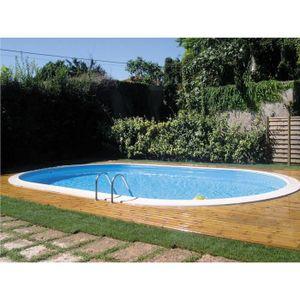piscine acier cdiscount