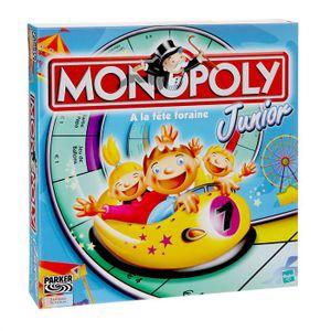 JEU SOCIÉTÉ - PLATEAU Monopoly Junior à la fête foraine