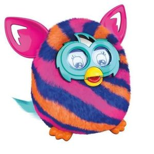 PELUCHE FURBY Boom Sunny - 3 Couleurs