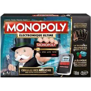 JEU SOCIÉTÉ - PLATEAU MONOPOLY Ultimate Banking