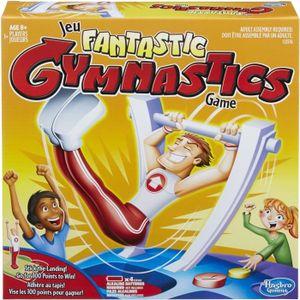 JEU SOCIÉTÉ - PLATEAU HASBRO GAMING - Fantastic Gymnastics - Jeu de Soci