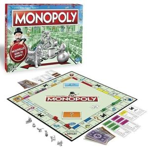 JEU SOCIÉTÉ - PLATEAU Monopoly Classique - Jeu de société - Jeu de plate