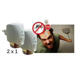 PRODUIT INSECTICIDE Insecticide électrique charge liquide anti-moustiq