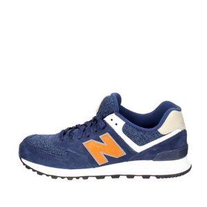 New Balance Bleu Vente Homme Achat Basket Sneakers Bleu49 N0vmw8n