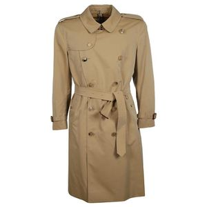 9dced35e35dd92 Imperméable - Trench BURBERRY HOMME 4073486 BEIGE COTON TRENCH COAT