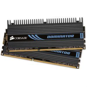 MÉMOIRE RAM Corsair 16Go DDR3 1600MHz C10 Dominator