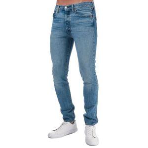 JEANS Levis Jean 501 Skinny Jean Denim Homme