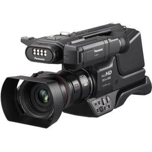 CAMÉSCOPE NUMÉRIQUE Panasonic HC-MDH3E Caméscope 1080p - 50 pi-s 6.03
