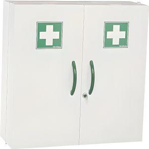 ARMOIRE À PHARMACIE Armoire pharmacie 2 portes blanc