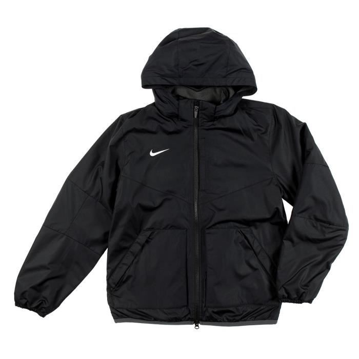 NIKE Manteau mi-saison Team fall enfant - Noir