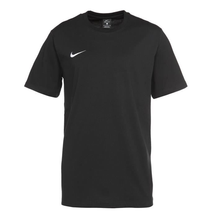 NIKE Maillot thermolactyl manche courte Club blend tee - Noir