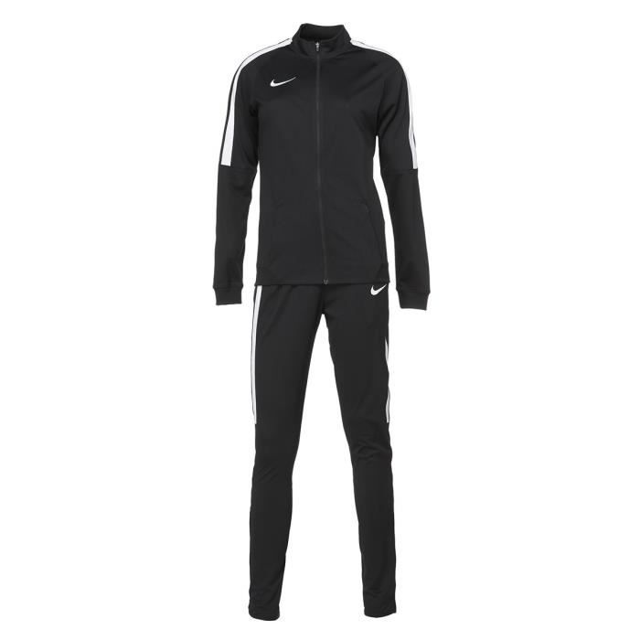livraison gratuite le plus populaire nouvelle collection NIKE Survêtement Squad17 Knit - Femme - Noir - Prix pas cher ...