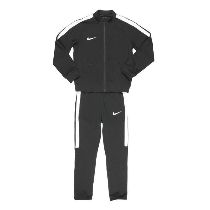 NIKE Survêtement Squad17 Knit - Enfant - NoirENSEMBLE DE VETEMENTS DE FOOTBALL - TENUE DE FOOTBALL