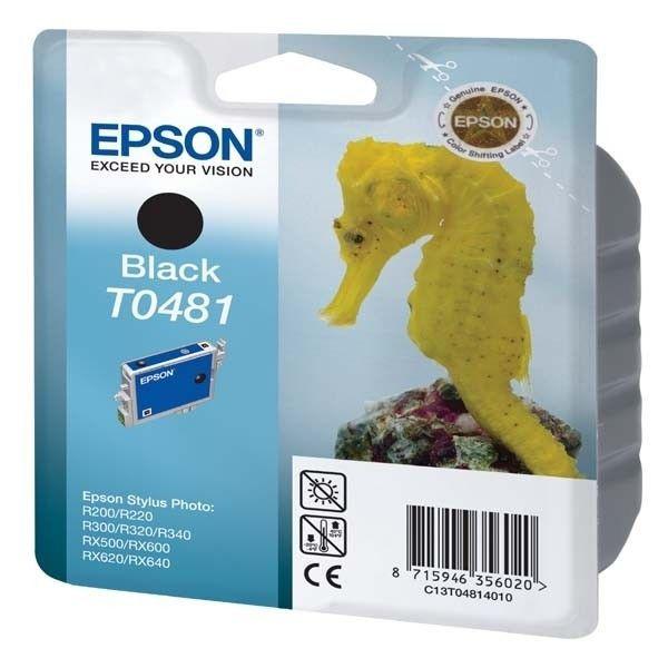 EPSON Cartouche T0481 - Noir - 13ml - 630 pages