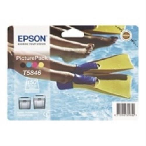 EPSON Pack de 1 Cartouche PM240 / PM260 - Noir et tricolore - Standard 39.1ml