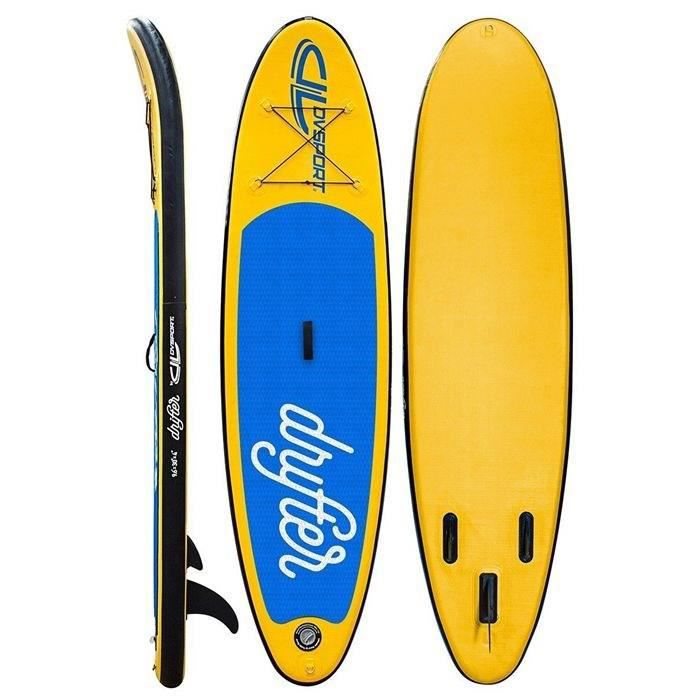 DVSPORT Stand Up Paddle Gonflable 9'5 Drifter