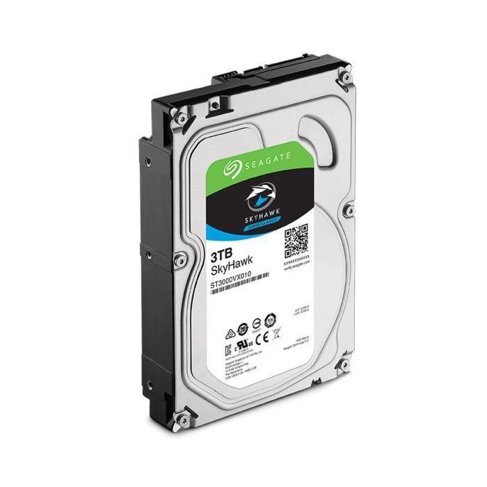 Seagate Surveillance HDD SkyHawk 3To 3,5