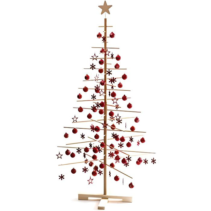 xmas3 sku203 kit sapin de noel hauteur 190 cm couleur. Black Bedroom Furniture Sets. Home Design Ideas