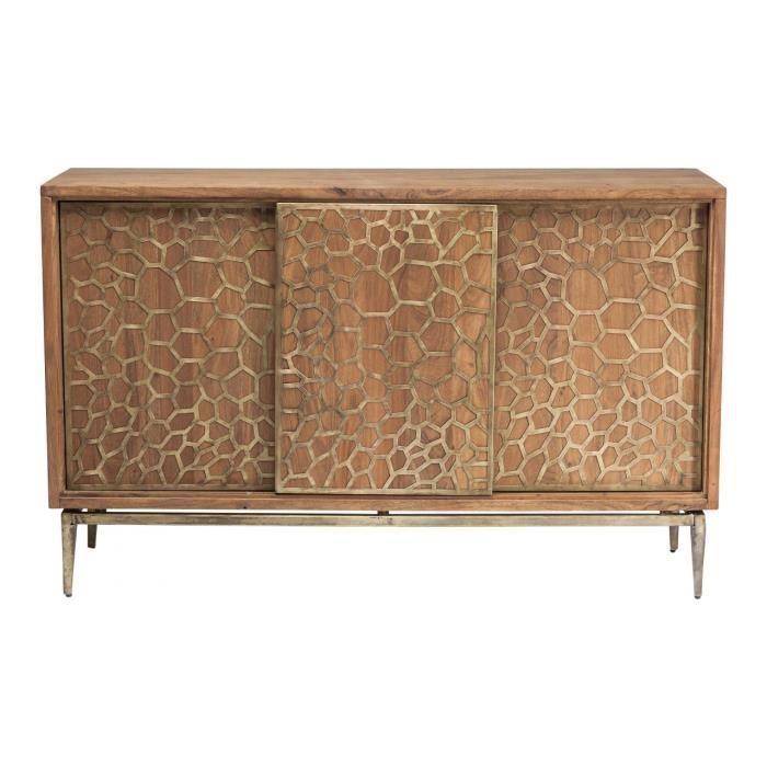 buffet hauteur 90 cm achat vente pas cher. Black Bedroom Furniture Sets. Home Design Ideas