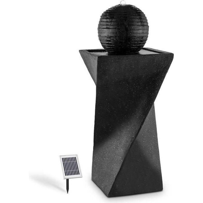 Fontaine solaire achat vente fontaine solaire pas cher cdiscount - Fontaine solaire pas cher ...