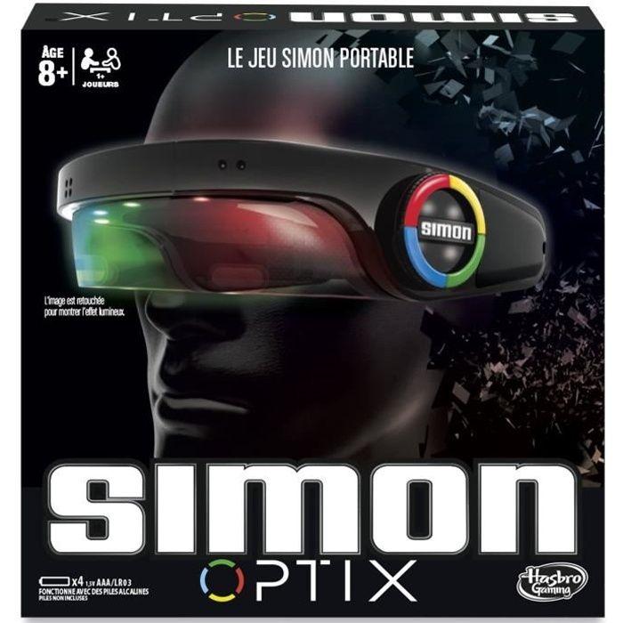 JEU D'APPRENTISSAGE HASBRO GAMING - Simon Optix