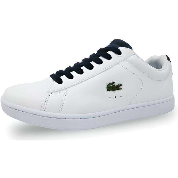 8b992e73ae LACOSTE - Chaussure femme Carnaby Evo 317 spm Lacoste - (blanc - 42 ...