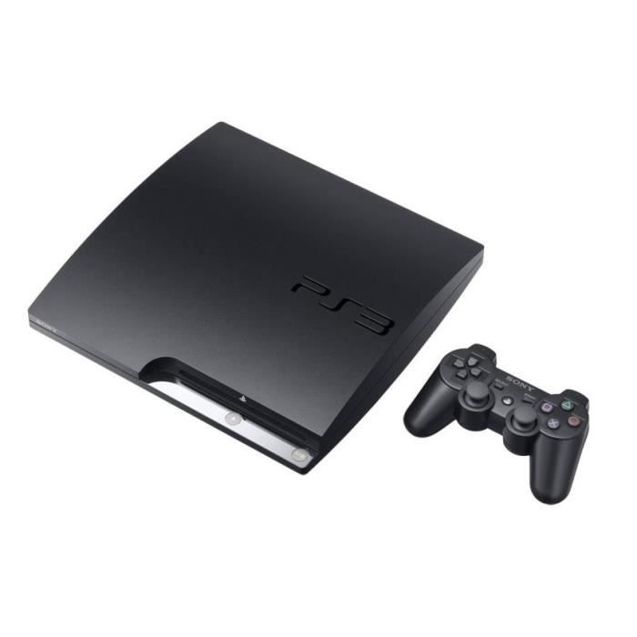 console ps3 160 go achat vente console ps3 console ps3 160 go cdiscount. Black Bedroom Furniture Sets. Home Design Ideas