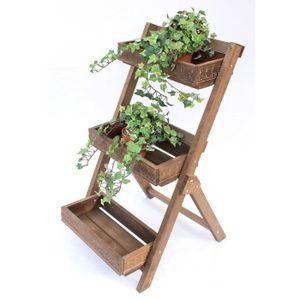 Sellette pour plante achat vente sellette pour plante for Meuble porte plante bois