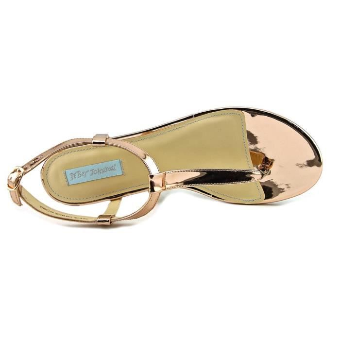 Betsey Johnson Evie Synthétique Sandales