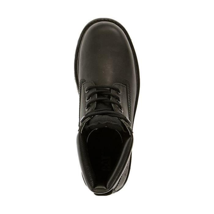 CATERPILLAR Bottines Colorado Chaussures Femme Noir