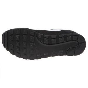 cheaper 08877 174ec ... BASKET NIKE Baskets Md Runner - Homme - Noir et blanc. ‹›